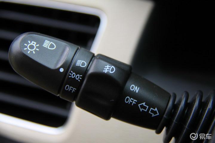 宝骏630 1.5l 自动 dvvt 精英型大灯 远近 光调节高清图片