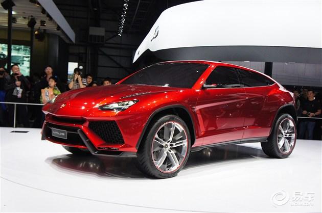 兰博基尼SUV不远了 2018年中国同步上市