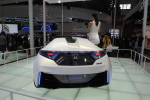 本田EV-STER图片