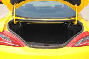 劳恩斯coupe(进口)行李箱空间图片