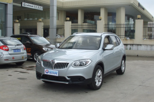 中华V5 2012款 1.6L 手动 舒适型