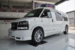 GMC SAVANA 2012款 6.0L 自动 领袖级至尊版