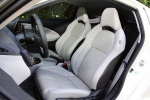 CR-Z驾驶员座椅图片