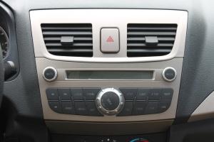 夏利N3+三厢中控台音响控制键图片