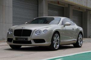 宾利 欧陆 2012款 6.0T 自动 GTC W12