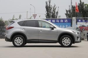 CX-5正侧(车头向右)