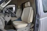 上汽大通MAXUS V80改装车商务休旅空间-极光银图片