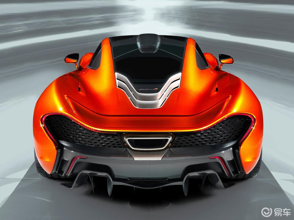 【迈凯轮p1图片】-易车网bitauto.com