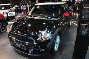 MINI COUPE 2012款 1.6T 自动 Cooper S