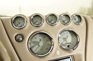 威兹曼GT 仪表