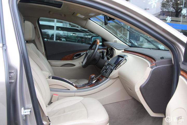 汽车图片 别克 上海通用别克 君越 2012款 2.