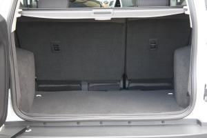 翼搏行李箱空间