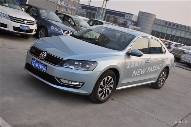 上海大众将推2014款帕萨特 新增三款车型