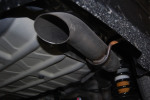 纳智捷MASTER CEO 排气管(排气管装饰罩)