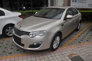 荣威550 2012款 1.8L 自动 S启臻版
