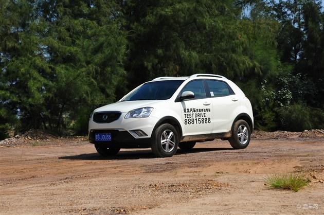 纯进口柯兰多 现车销售最高优惠7.3万元