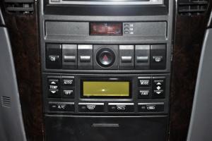 华晨金杯S50 中控台音响控制键