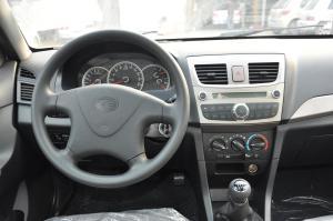 一汽夏利N3 中控台驾驶员方向