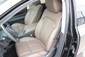 林肯MKT驾驶员座椅图片