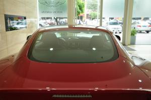阿斯顿马丁DB9 DB9外观-红色