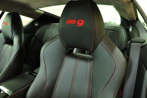 阿斯顿·马丁DB9 驾驶员头枕