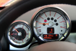 MINI ROADSTER仪表盘背光显示图片