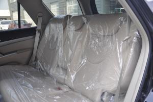 奥轩G5后排座椅图片