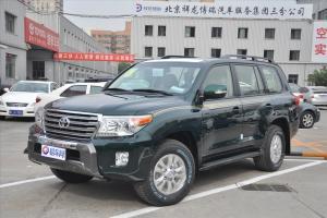 丰田 兰德酷路泽 2012款 4.0L 自动 GX-R