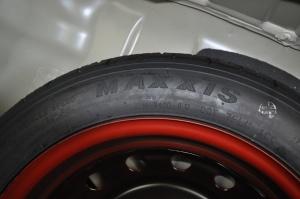 进口K5 备胎规格