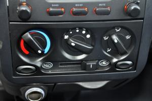 五菱荣光小卡 中控台空调控制键