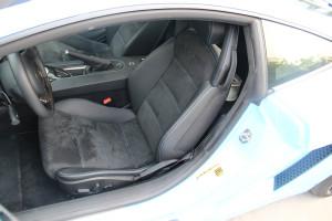 盖拉多驾驶员座椅图片