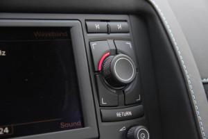 盖拉多中控台音响控制键图片