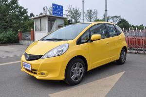 本田 飞度 2011款 1.3L 手动 舒适版