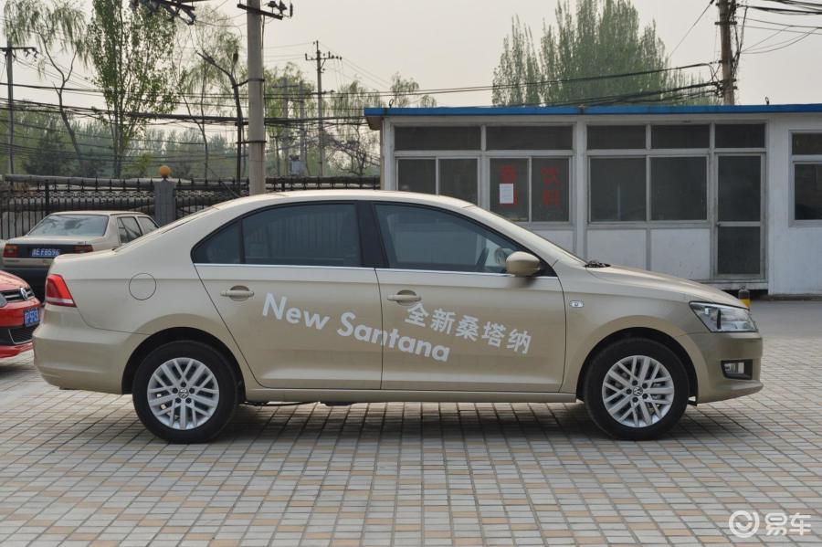 【桑塔纳·尚纳2013款1.6l 自动 舒适版汽车图片-汽车