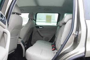 Yeti(进口)后排空间体验图片