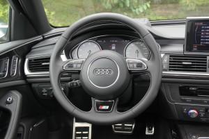 奥迪S6(进口)方向盘图片