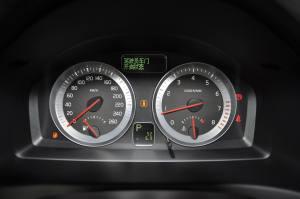 沃尔沃 C70(进口)仪表盘背光显示图片
