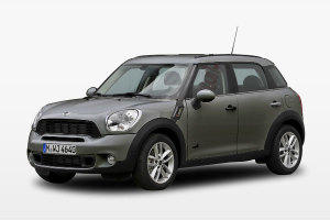 MINI COUNTRYMAN 品灰色