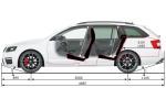 2014款明锐Combi RS