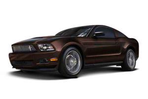 福特Mustang            海豚灰