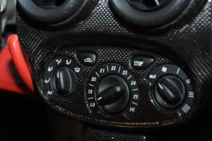 ENZO中控台空调控制键图片