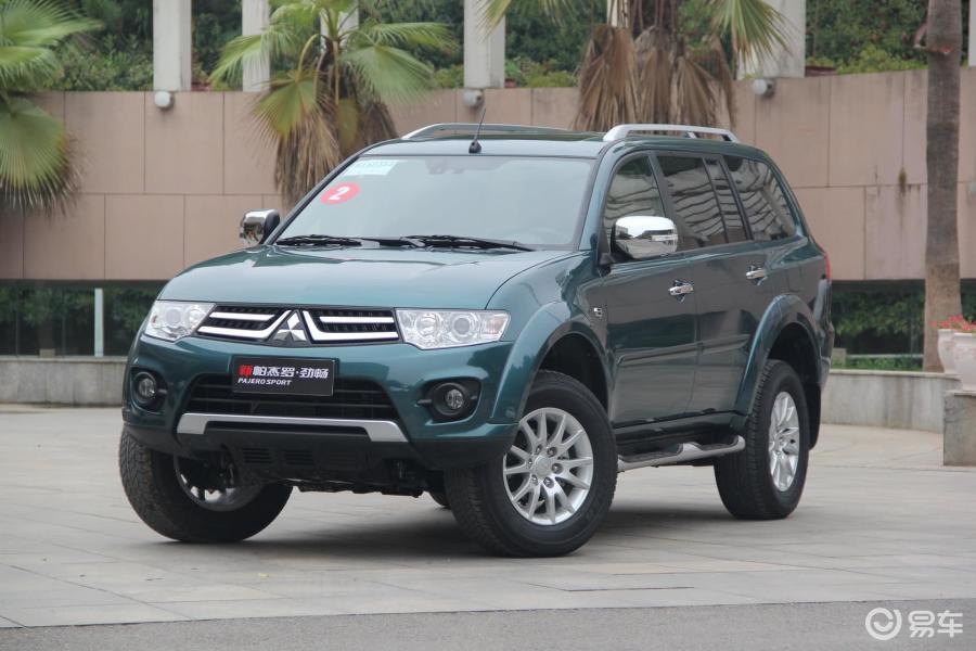 Mitsubishi L200/Triton/Pajero Sport/Challenger facelift