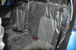 全球鹰GX2后排座椅图片