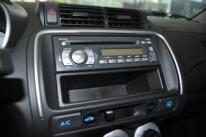 理念S1 中控台音响控制键