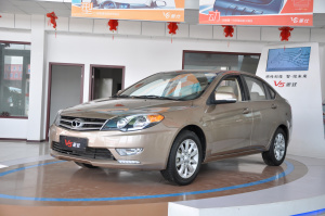 东南 V5菱致 2013款 1.5L 手动 豪华型CNG 欧IV