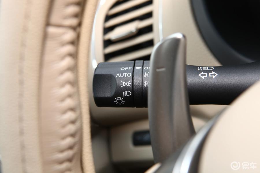 【新天籁2013款2.0XL 舒适版大灯远近光调节柄汽车图片-汽车图片大图片