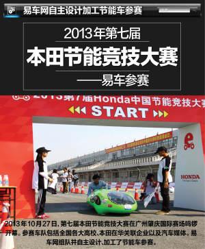 CR-Z本田节能赛图片