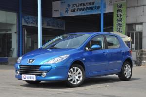 标致307两厢 2013款 1.6L 自动 两厢舒适版