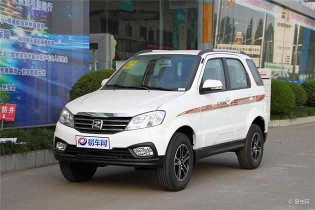 超高性价比SUV众泰T200最高优惠5000元
