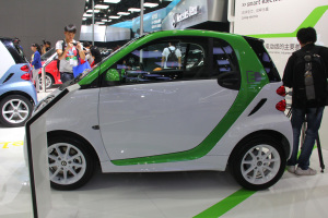 fortwo 电动Fortwo 电动图片